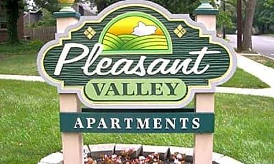 Building, Pleasant Valley Apartments, 2