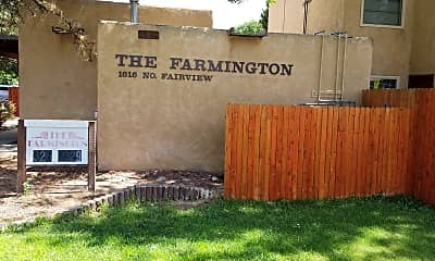 The Farmington Apartments, 1
