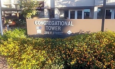 Congregational Tower, 1