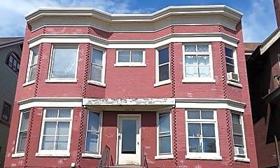 Building, 1105 E 4th St, 1