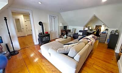Living Room, 11 Irving St, 1