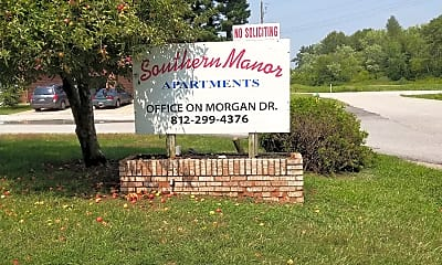 Southern Manor Apartments, 1