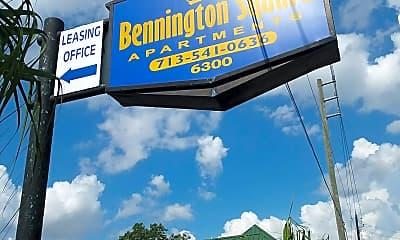 Bennington Square, 1