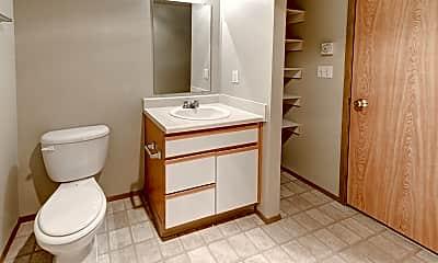 Bathroom, Maple Valley, 2
