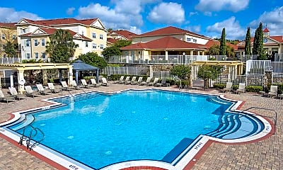 Pool, Century Capital City, 0