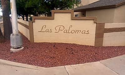 Las Palomas, 1