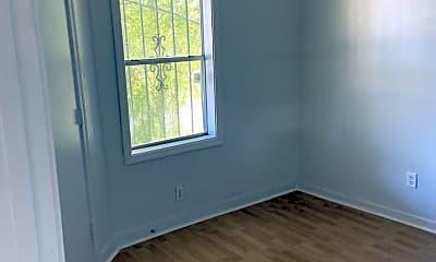 Bedroom, 2604 20th St, 2