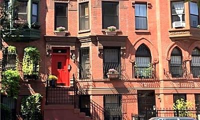 Building, 31 Bradhurst Ave., 0