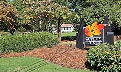 Community Signage, Autumn Ridge, 0