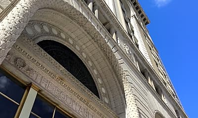 Building, The Equitable Building, 1