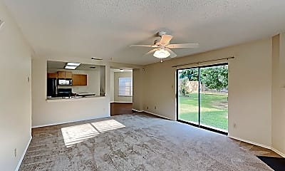 Living Room, 10310 Overland Creek, 1