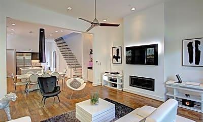 Living Room, 6017 San Felipe St, 0