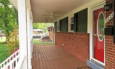 Patio / Deck, 3220 Parkwood Terrace, 1