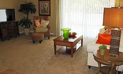 Living Room, Foxcroft, 1