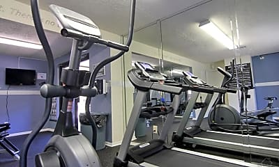 Fitness Weight Room, 1000 Gladstell Rd, 1