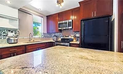 Kitchen, 95-644 Hanile St E202, 1