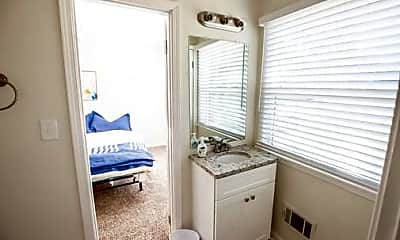 Bathroom, Room for Rent -  just a 2-minute drive from Exit 2, 1