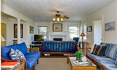 Living Room, 114 61st St A, 2