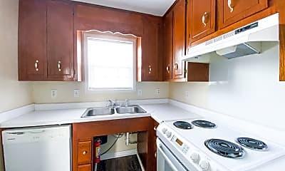 Kitchen, 124 Ballygar St, 2