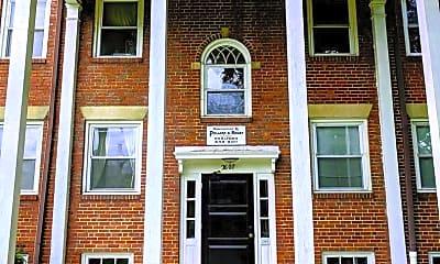 Building, 2607 Park Ave, 1