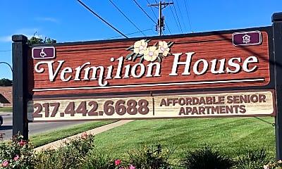 Vermilion House Apartments, 1