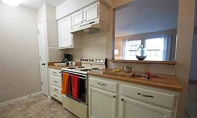 Kitchen, The Retreat Of Shawnee, 0