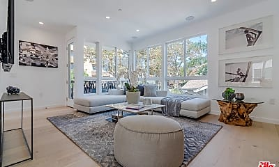 Living Room, 1216 N Sycamore Ave, 0