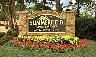 Community Signage, Summerfield Apartments at Northlake, 0