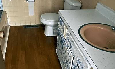 Bathroom, 4115 Harrison Ave, 2