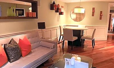 Living Room, 21 Greenwich Park, 1