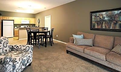 Living Room, The Reserves of Thomas Glen, 1