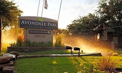 Avondale Parc, 1