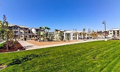 Playground, Azure Apartment Homes, 1