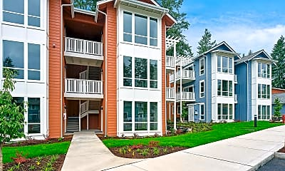 Building, Woodcreek Apartments, 1