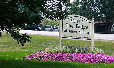 Ridge at Taylor Station, The, 2