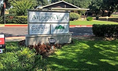 Arlington Villa, 1