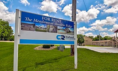 Community Signage, The Meadows at Shadow Ridge, 2