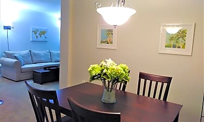 Dining Room, 1029 North Stuart Street, 2