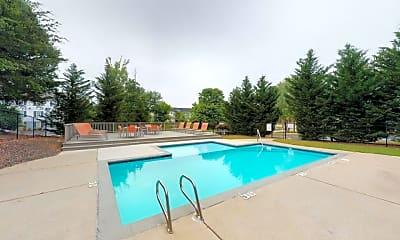 Pool, University Lofts, 0