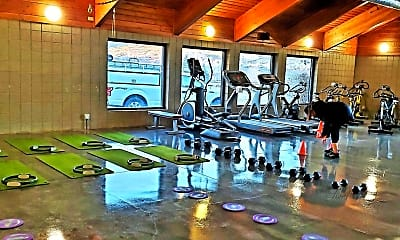 Fitness Weight Room, 85 Pond Rd, 2