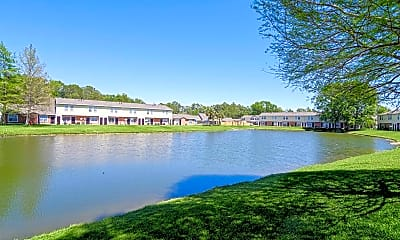 Lake, The Park at Alston, 0
