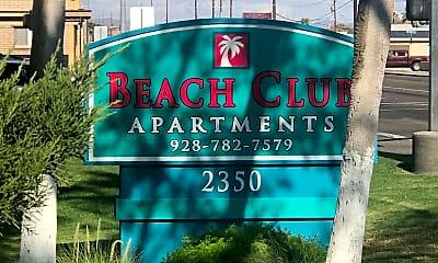The Beach Club Apartments, 1