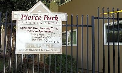 Pierce Park Apartments, 1