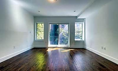 Living Room, 152 W 128th St, 0