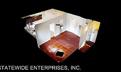 Bathroom, 1513 W 12th Pl, 2