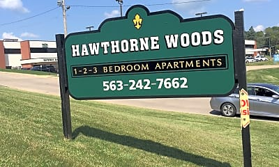 Hawthorne Woods Apartments, 1