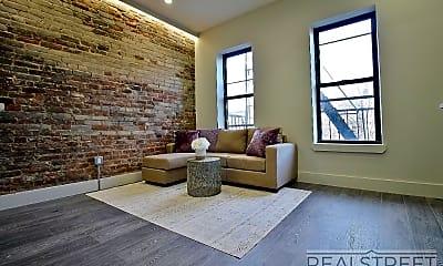 Living Room, 1159 St Johns Pl 2B, 0