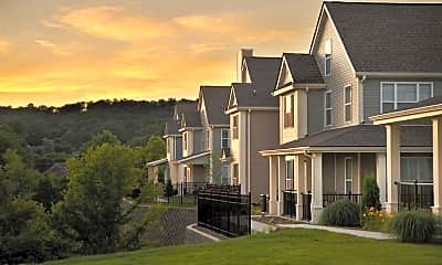 Building, Cottages On Tazewell Apartment Homes, 1