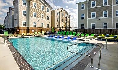 Pool, Station 74, 0