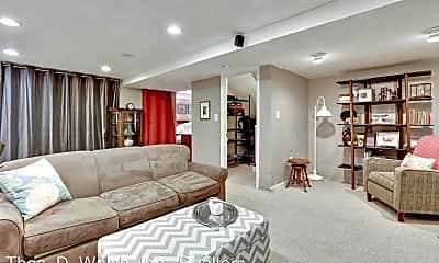 Living Room, 1341 I St NE, 0